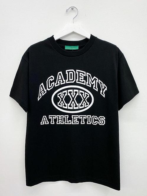 Academy - Athletics Tee (Black)