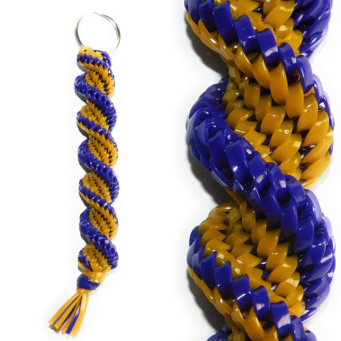 Golden & Purple KeyChain
