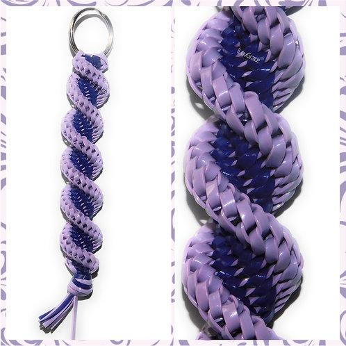 Purple & Lavender KeyChain