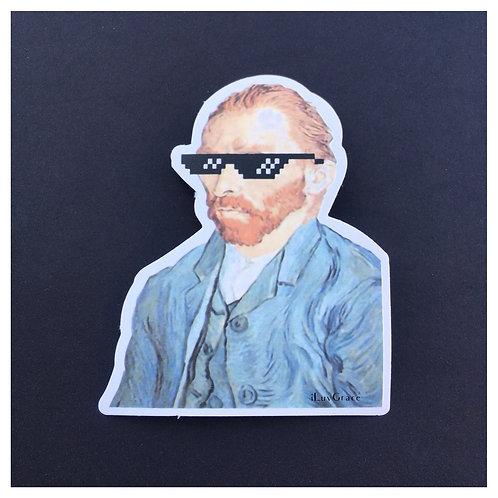 Sticker ~ Cool Man ~