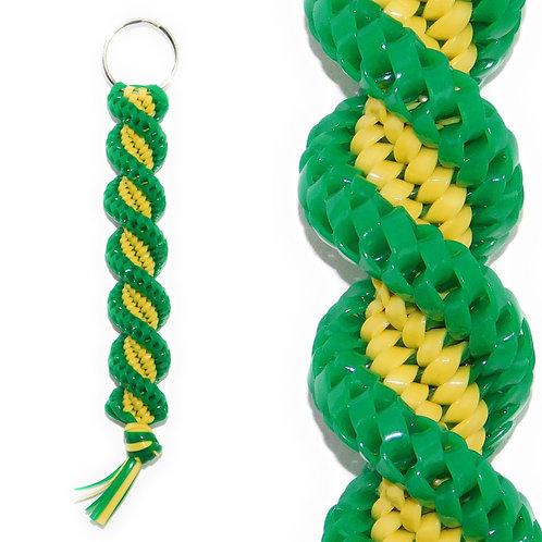Green & Yellow KeyChain