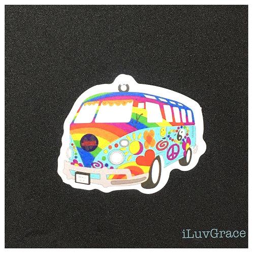 Sticker ~ Colorful Bus ~