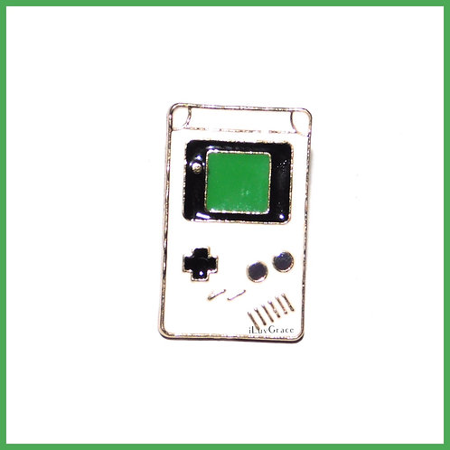 Game Enamel Pin