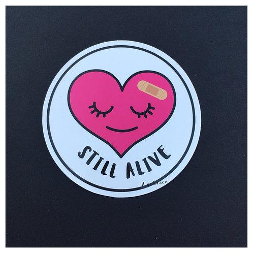 Sticker ~ Still Alive Heart ~…