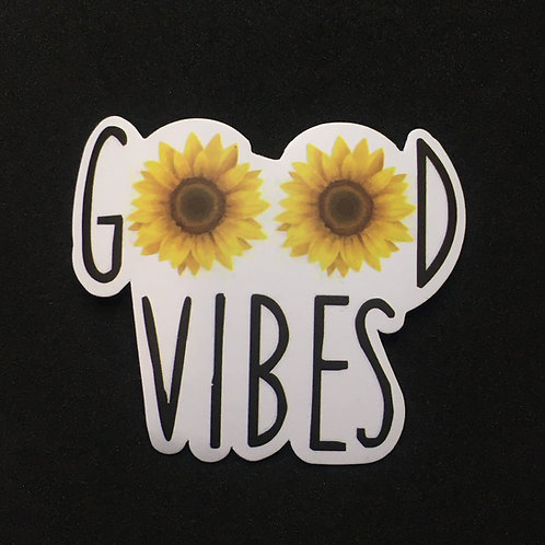 Sticker ~ Good Vibes ~