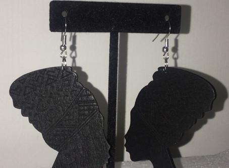 Africa Inspired Earrings