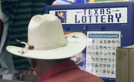 Fort Worth man cashes in Lottery ticket worth nearly $1 million