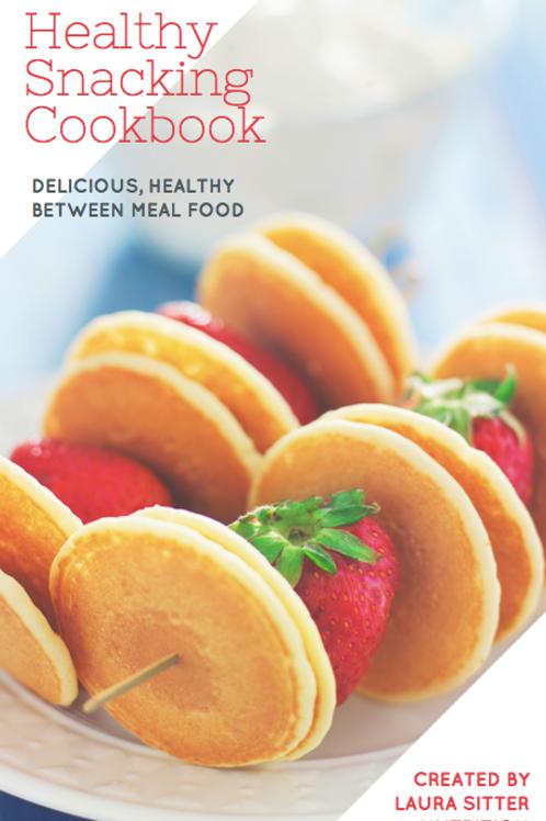 Healthy snacks for between meals