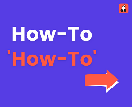 How-to 'How-to': Tips on creating educational vlogs