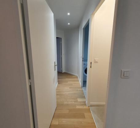 Couloir APRES
