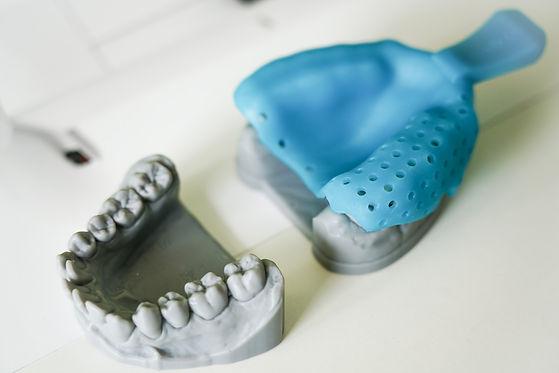 ZahnStyle   Dentallabor - Leistungen 3D Druck