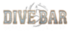 Dive Bar White Ball White Letter  11 by
