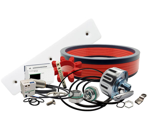 Presizer Replacement Parts in Stock, Pumps, Seals, Packing, Electrical Parts