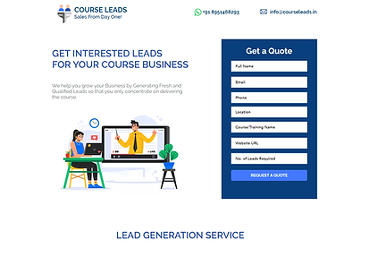 Courseleads