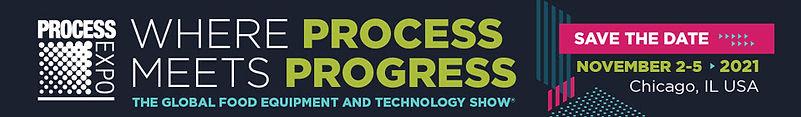 Meet us at the Process Expo Nov 2021