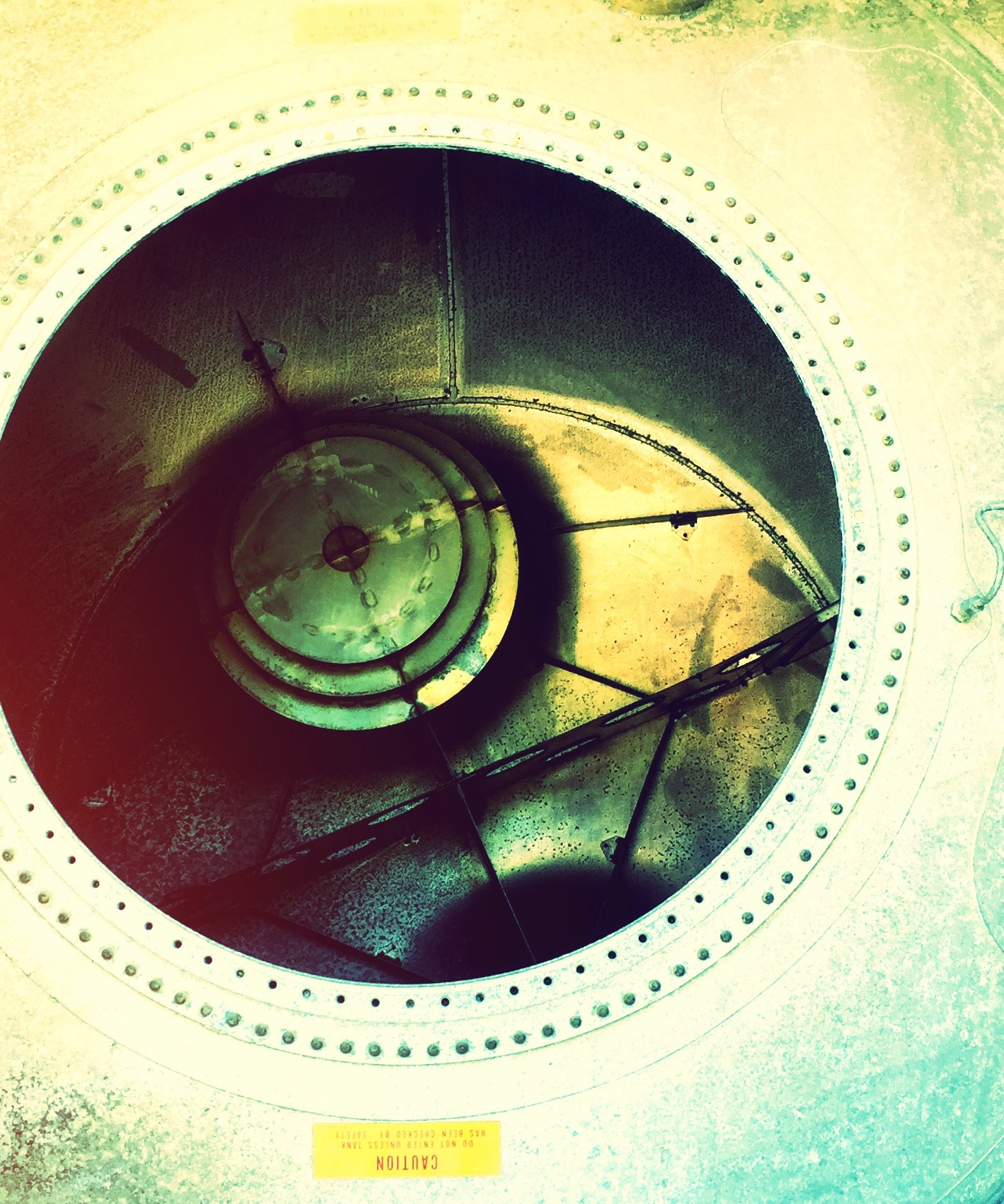 Eye of the Rocket