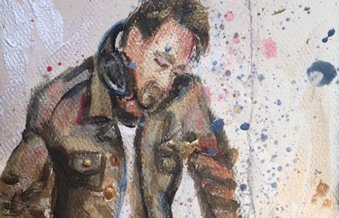 DJ Johnny Z's Essence Portrait