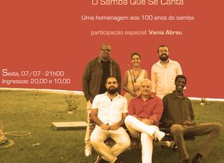 Grupo AMÉLIA no Sesc Santo André!