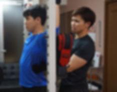 パーソナルトレーニング 沖縄