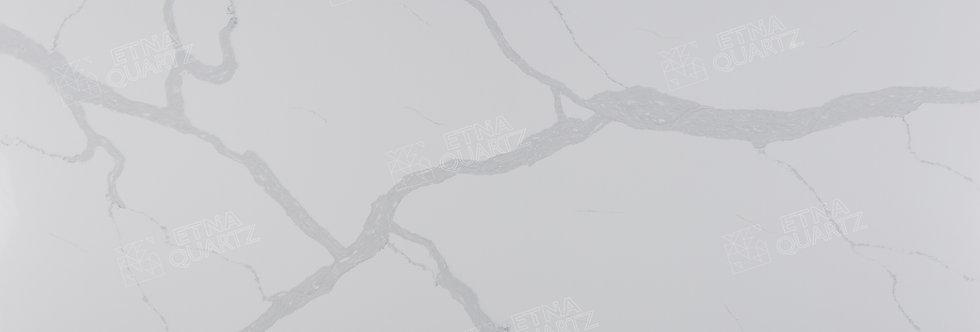 Etna Quartz EQHM 008 Calacatta Santorini