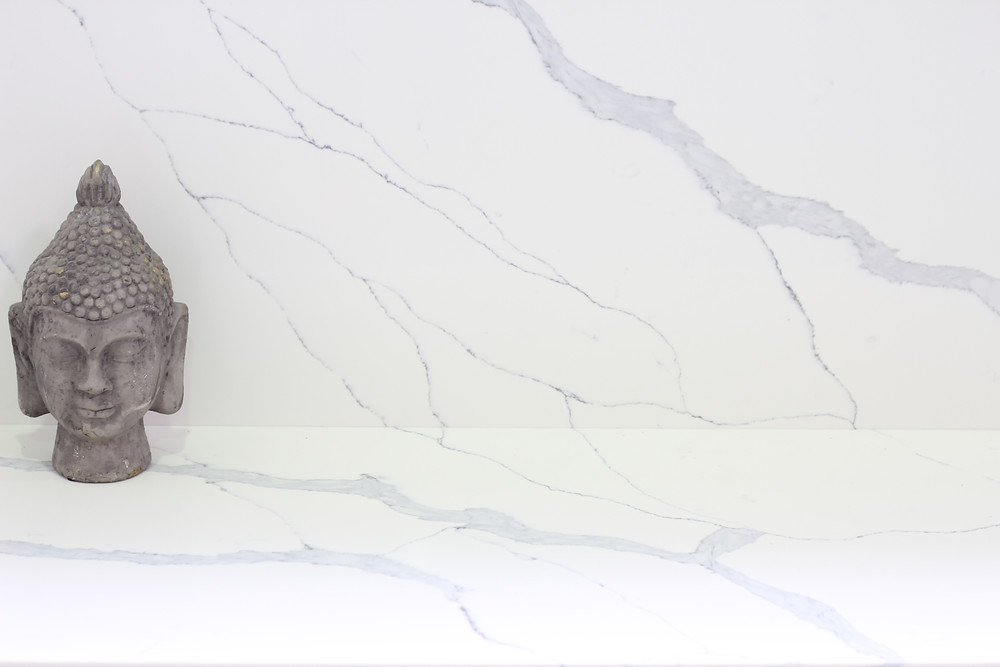 TechniStone Crystal Calacatta Amnis фото