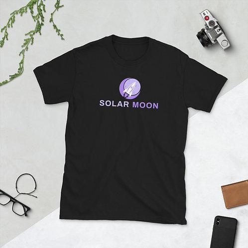 Solar Moon Plain T-Shirt