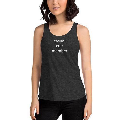 Casual Cult Member Women's Tank