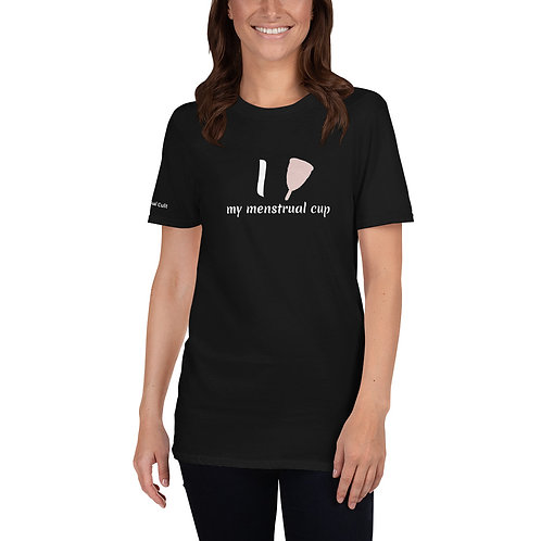I <3 my menstrual cup Shirt