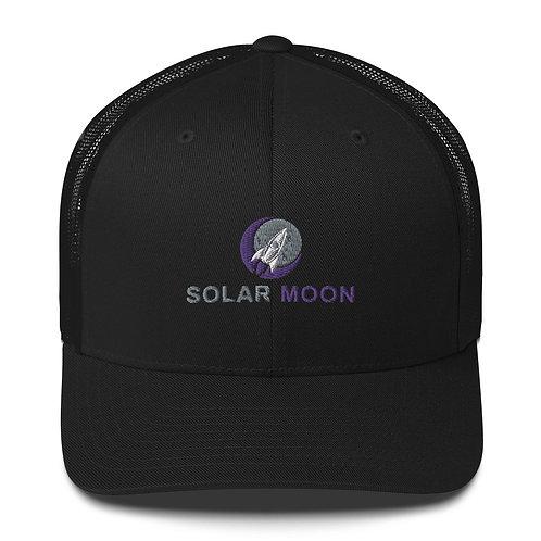 Solar Moon Trucker Cap