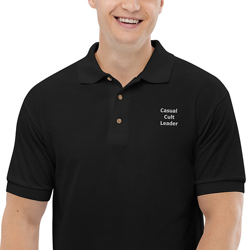 The Casual Cult Leader Polo