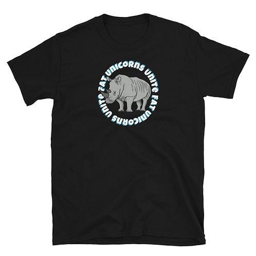 Fat Unicorns Unite Shirt