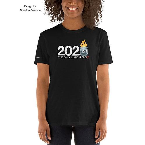 2020 Trash Fire Shirt by Brandon Garrison