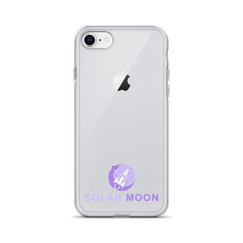 Solar Moon iPhone Case
