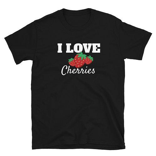 I Love Cherries Shirt