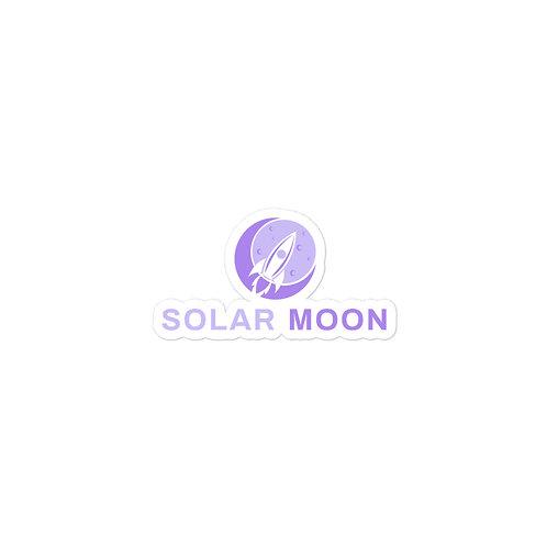 Solar Moon Stickers