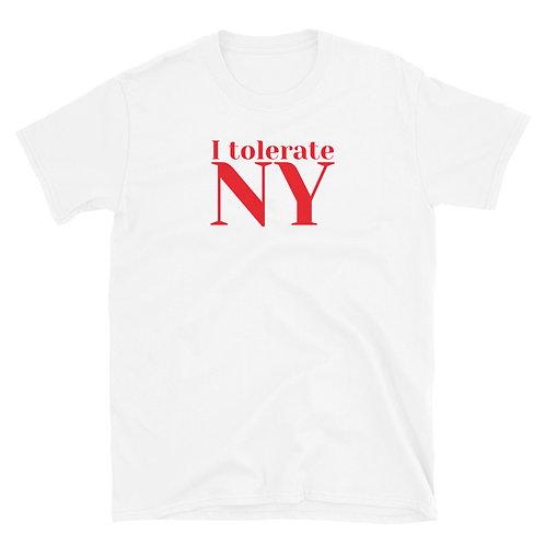 I tolerate NY Shirt