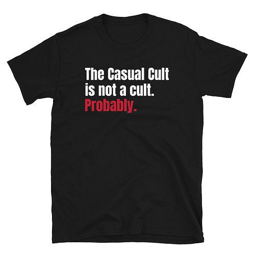 Not a cult shirt