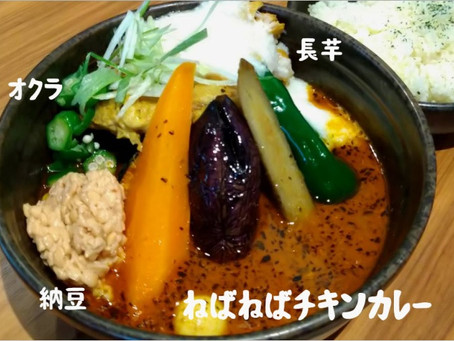 札幌琴似店 8月のカレー