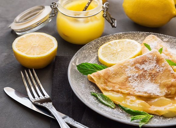 Lemon & Sugar Crêpe