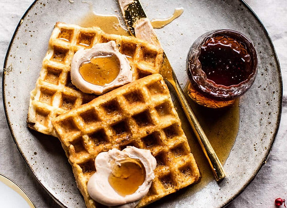 Maple Syrup Gaufre