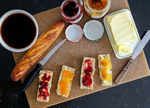 Tartine Butter & Jam