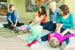 Seznámení se s dětskými masážemi