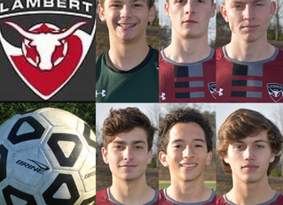 Six Longhorn boys earn All-Region honors