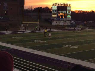 Longhorn boys move to 8-0-0 with win over North Forsyth