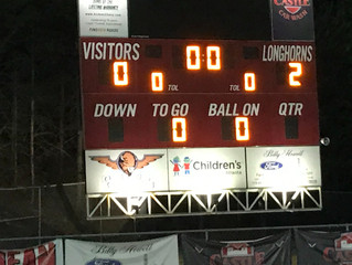 'Horns overcome Rockdale, 2-0, advance to second round of state playoffs