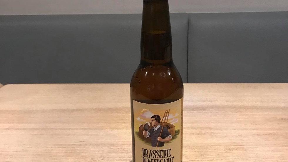 Blonde des chaumes ; Brasserie du Marcaire 33cl