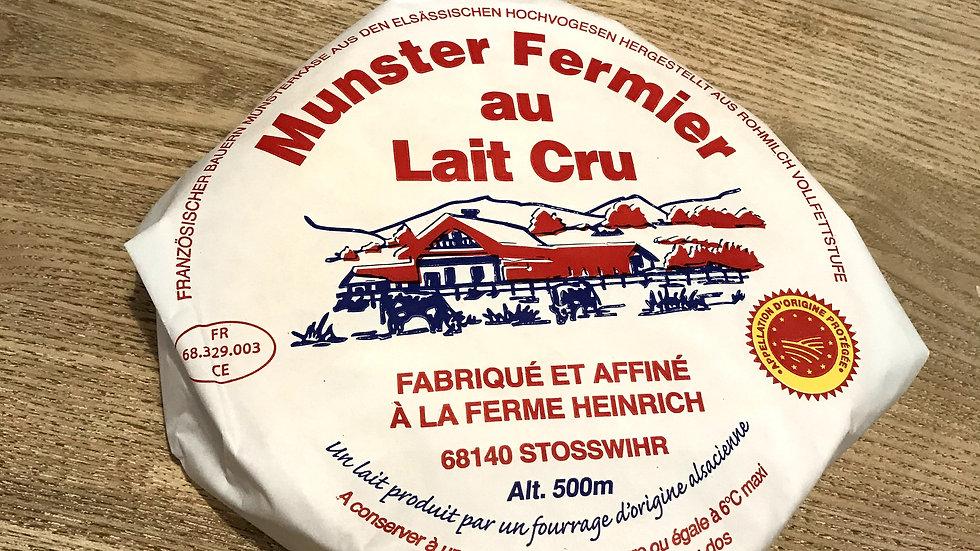 Munster Fermier 500g