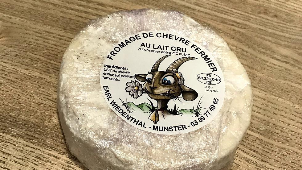 Chêvre affiné type camembert 250g