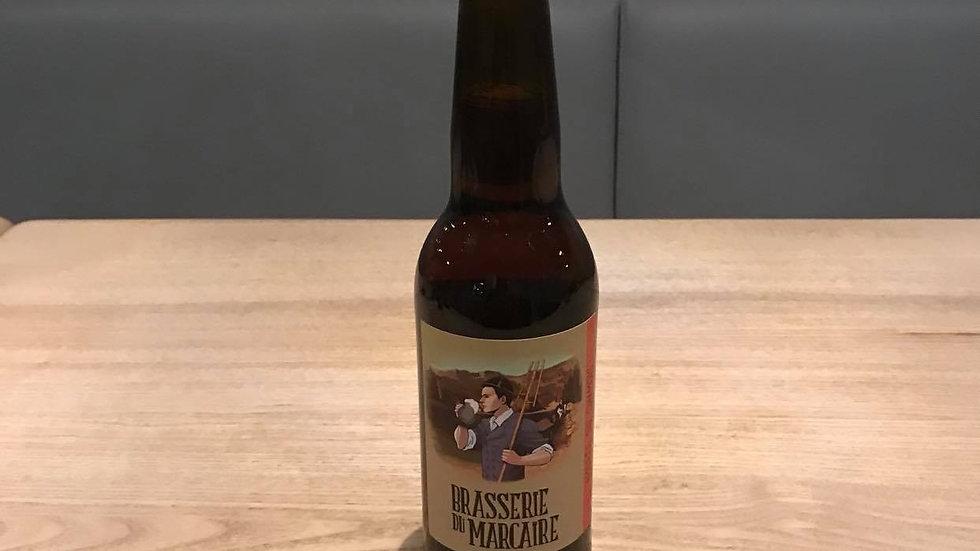 Ambrée du chamois ; Brasserie du Marcaire 33cl