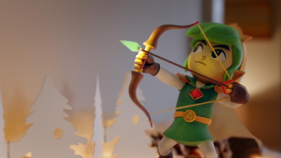 Nintendo - Link Still